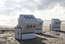 Travel: Germany North Sea / Eastern & North Frisia / by Elfenkrokus