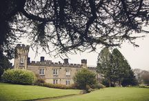 Swinton Park / Inspiration from our gorgeous Exhibitors at The Wedding Affair at Swinton Park