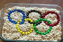 CELEBRATE- The Olympic Games!
