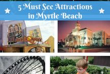 Myrtle beach / by Wynter Kidrowski