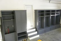 Mudroom / garage