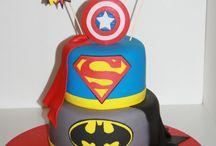 SUPER HEROE PARTY