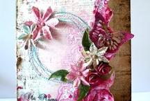 Handmade cards / by Frances Van Der Merwe