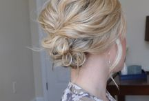 Hairstyles / by Gina Belfiore