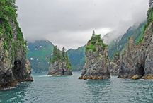 Alaska Backcountry Camping / A wish list of backcountry spots in Alaska. Did we miss something? Let us know at info@bushsmarts.com