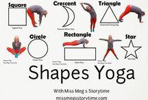 Shape activities / Visual 7-M, Listener 10-c, Listener 11-M, Tact 10-e,