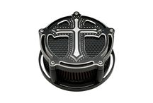Harley Air Cleaners / Precision Billet's line of custom air cleaners for Harley Davidson motorcycles.