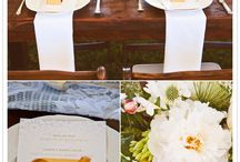 Weddings: Romantic Fairy Tale / Features weddings that are all about fancy frills and the romance of falling in love. These wedding couples favor classic venues, pale color palettes, and also appreciate how much lighting and candles make an event.