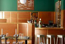 Design - Interior Restaurant