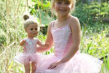 Fancy Dress - Doll Sets