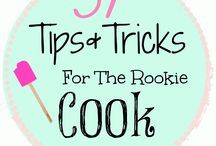 31 Tips&Tricks For The Rookie Cook