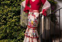 vestidos rocieros