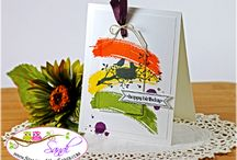 Stampin Up Cards Four