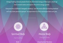 Energy Healing - Clearing your energy field