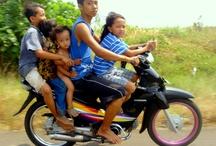 Bike overload