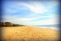 Beaches from  Andalusia / by El rinconcito de Zivi Zivi