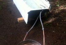 wood burning hot tubs