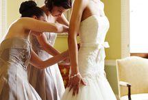Wedding Bride Preparation