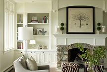 Living Areas/Foyers / by Jennifer Gaskins