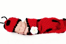 Crochet- sleep sacks / by Vicki Loch Staggs