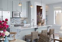 Kitchen Design / by Julie Fabozzi
