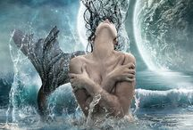Mermaids & the Sea