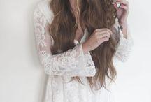 Boho hair styles