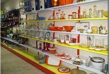 mobili per negozi di casalinghi