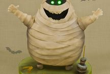 Halloween Cakes / by Pam doherty