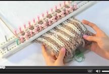 knit looming / by Tina Bachicha