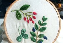Sunnie's embroidery / hand embroidery