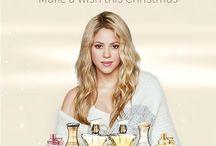 Shakira Beauty, Discover the fragrances by Shakira