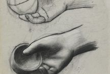 Arm Hand Drawing