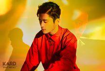 Kim Taehyung ⋮ J.Seph ⋮ K.A.R.D