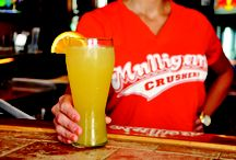 Outer Banks Beverages / Cool down with a beverage from some of the famous restaurants on the Outer Banks.  / by The Outer Banks