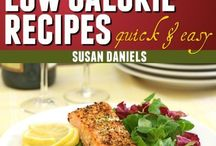 Low carb, Low cal recipes / by Mandie Swinson