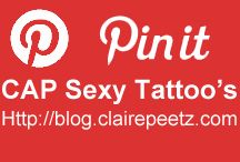 Sexy Tattoo's / Latest sexy tattoos from http://blog.clairepeetz.com