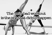 Fitness / by Kaitlyn Conrady