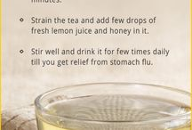 Ginger Remedies for Stomach Flu