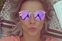 eyeglasses , sunglasses / by Flor Coronel