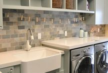 laundry remodel / by Heather LaBauve