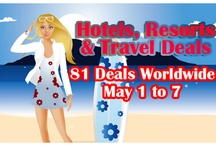 Travel Deals / Hotel, resorts, Caribbean and more travel deals for everyone so that you could be able to save a lot this 2012! Get the latest updates!!!