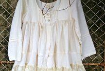 Vêtements coton-lin