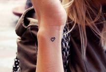 Tattoos / Tattoos that I want