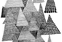 Tegning/mønstre