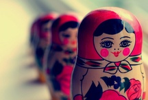Maatuska // матрёшка // Matryoshka dolls / My ❤ collectibles