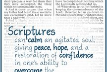 Verses of Scripture / by Tracey Bindner