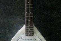 Vox guitars