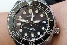 Diving watch