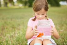 Creative children photography